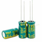 6.3-450V 10-10000uF High Frequency Low Impedance Radial Electrolytic Capacitor
