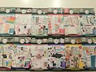 NEW Create 365 The Happy Planner Stickers Value Pack YOU PICK