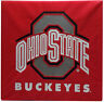Ohio Sate Buckeyes Seat Cushion AND Tote-NEW, Red