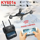 5.0MP Camera Foldable RC Drone Quadcopter WIFI 2.4G 20mins Fly Altitude Holding