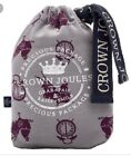 BNWT Joules Grey Alarm Cockerel Printed Boxers In A Bag - Size Small or XXL