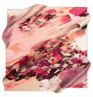 Aker Women's Turkish Islamic Silk Hijab Scarf Spring/Summer 2019 #7826 Pink/Red for sale  Shipping to Canada