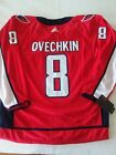 Alex Ovechkin #8 Washington Capitals Jersey W/ Stanley Cup Champions Patch S-3XL $77.0 USD on eBay