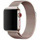 For Apple Watch Series 4/3/2/1 Milanese Loop Band Strap Stainless Steel 38-44mm