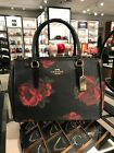 NWT COACH SURREY CARRYALL WITH JUMBO FLORAL PRINT (F45316)
