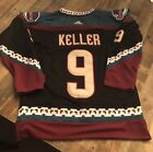 #9 Clayon Keller - Arizona Coyotes Kachina Jersey - Adult Medium $65.0 USD on eBay