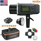 US Godox AD600BM 600W 1/8000s Studio Split second Outdoor Strobe Light+Trigger+Patient