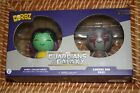 NEW 2017 Disney Store Exclusive Funko Dorbz Guardians of the Galaxy Figures 2-pk