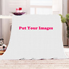 CUSTOM PHOTO BLANKET Personalized Bedding & Throws - Custom Pet Blanket image