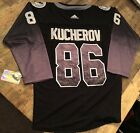 #86 Nikita Kucherov Tampa Bay Lightning Alternate Black Jersey $99.0 USD on eBay