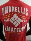 NWT Mens Columbia Tony Umbrellas Are for Amateurs Short Sleeve S/S Tee T-Shirt   image