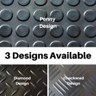 Heavy Duty Rubber Matting Garage Flooring 3mm Or 4mm Roll Mat Van Car Lorry