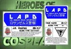 COS PLAY / TV / SUPER HERO  ID COLLECTOR CARDS << BLADE RUNNER 2049 >>