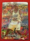 1995-96 FLAIR HOT NUMBERS MALONE Anticipation Stackhouse Robinson Michael Jordan