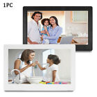 MP3 1920x1080 Video Player 11.6 Inch Digital High Definition Photo Frame Clock