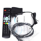 1080P High Definition F10S Plus Web TV Satellite Receiver Set-top Box IPTV H.265