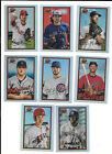 2019 Bowman Chrome 30th Anniversary Refractor - PICK FROM LIST COMPLETE YOUR SET