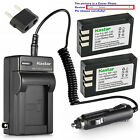 Kastar Battery AC Travel Charger for Fuji NP-140 BC-140 Fujifilm FinePix S205EXR
