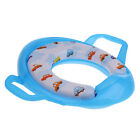 Cute Portable Easy Clean  Toilet Seat with Arms for Unisex Toddler