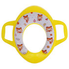 Cute Portable Easy Clean  Toilet Seat with Arms for Unisex Toddler image