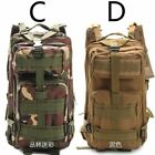 Military Bag Backpack Rucksack Tactical Outdoor Sport Camping Hiking Travel Chic