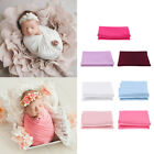 Newborn Baby Stretch Wrap Photo Props Blanket - Baby Photography Props