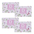 4Pcs Creative Placemats Table Mats for Kitchen Dining Table Heat Resistant