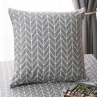 Modern Art Pattern Geometric Cotton Linen Pillow Case Sofa Throw Cushion Cover