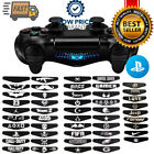 SONY PS4 Controller LED Light Bar Sticker Playstation 4 Skin Decals