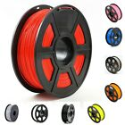 10M/LOT Premium 3D Printer Filament 1.75mm/ 3mm ABS/ PLA 3D Print Material
