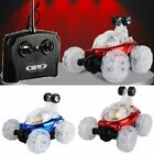 Stunt LED Lighting Car Toy gift Remote Control Christmas Gift 360° Rotation MX