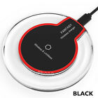 QI Wireless Charger Charging Pad Mat Receiver For Samsung Galaxy S10/s10plus/s9