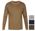 Hurley Men's Smith Crew Long Sleeve Knit Tee Shirt Multi Size / Color $38 NWT image
