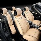 Car Seat Cushion Chair Cover Mat 4 Colors PU Leather Fits Honda CRV 2012-2016 FS on eBay