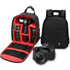 New SLR DSLR Lens Camera Bag Carry Case Fits Nikon Canon EOS Sony Olympus Cover