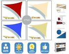 2 Pack Sun Shade Sail Garden Patio Party Sunscreen Awning Canopy 98% UV Block