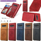 Leather Filp Card Slot Wallet Back Case Cover For Iphone X Xr Xs Max 7 8 6 Plus