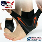 ADJUSTABLE ELASTIC ANKLE SLEEVE Compression Ankle Protectors Guard Anti Sprain