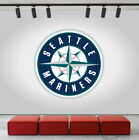 Seattle Mariners Logo Wall Decal MLB Sport Sticker Vinyl Room Decoration CG086 on Ebay