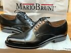 Mario Bruni Men's Made In Italy Black Oxford Shoes 40967