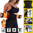 Sport Waist Trainer Weight Loss Women Sweat Thermo Wrap Body Shaper Belt Gym HOT $12.34 USD on eBay