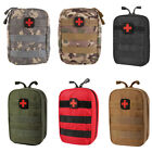 Outdoor Tactical Waist Pack Medical Travel First Aid Bags Kit Multi functional