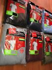 Hanes Mens Tag Free Pocket T shirts 6 Pack Size S-3XL Assorted Colors Cant Pick! image