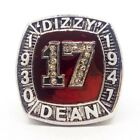 1930 1947 DIZZY DEAN #17 MVP 1934 sport hall of fame ring US size 11