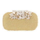 Crystal Clutches Handbags Silver Evening Bags Prom Gowns Party Wedding Cocktail