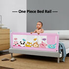 1.5M/1.8M/2M Kid Child Bedguard Toddler Safety Bed Rail Guard Rail Folding Sleep