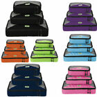 Kyпить 3PC Organizer Cubes Clothes Storage Bags Luggage Pouch Waterproof Travel Packing на еВаy.соm