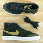 Nike SB Zoom Blazer Mid QS x We Club 58 Sequoia Green Gold AH6158-369 Multi Size