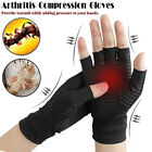 Copper Fit Compression Arthritis Gloves Pain Relief Joints Wrist Support Brace