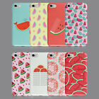 WATERMELON SUMMER FRUIT PHONE CASE FOR IPHONE 7 8 XS XR SAMSUNG S8 S9 PLUS